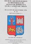 Bulletin N°1 (1994)