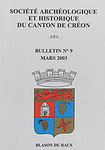Bulletin N° 9 (2003)