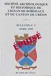 Bulletin N°5 (1999)