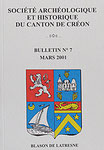 Bulletin N° 7 (2001)