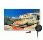 La sardine dans le port de Saint-Florent