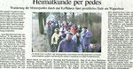 """Artikel in der """"Thüringer Allgemeine"""" vom 26.01.09"""