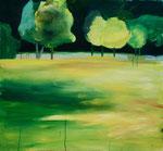 Bäume – 110 x 120 cm – Öl auf Leinwand