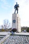 Kikenes Monument soviétique