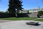 Mémorial aux combattants de la révolution, Памятник борцам революции. Вечный огонь