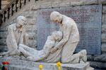 55 Clermont en Argonne Monument aux déportés