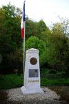 55 Vauquois en Argonne (Monuments aux morts du 46°RI)
