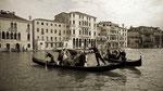 Traghettatori a Canal Grande