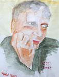 Guido (Bleistift, Aquarell; 32 x 24 cm)