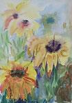 Sonnenblumen (40 x 30 cm)