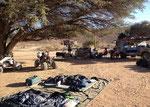 CAMPSITE CANON ROADHOUSE KOIIMASIS TIRAS MOUNTAINS NAMIBIA MOTORRADREISEN ENDUROTOUREN QUADTOUREN GELÄNDEWAGENTOUREN ABENTEUERREISEN OFFROADTOUREN / NAMIBIA KALAHRI FISHRIVER CANYON SOSSUSVLEI