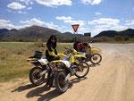 NAMIBIA MOTORRADREISEN ENDUROTOUREN QUADTOUREN GELÄNDEWAGENTOUREN ABENTEUERREISEN OFFROADTOUREN / NAMIBIA CAPRIVI SAMBESI VICTORIA WASSERFÄLLE / BUCHER DANIELA