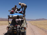 OFFROAD TRIP NAMIBIA SOUTH FEBRUARY 2013 KOIIMASIS TIRAS MOUNTAINS NAMIBIA MOTORRADREISEN ENDUROTOUREN QUADTOUREN GELÄNDEWAGENTOUREN ABENTEUERREISEN OFFROADTOUREN / NAMIBIA KALAHRI FISHRIVER CANYON SOSSUSVLEI