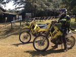 NAMIBIA MOTORRADREISEN ENDUROTOUREN QUADTOUREN GELÄNDEWAGENTOUREN ABENTEUERREISEN OFFROADTOUREN / NAMIBIA CAPRIVI SAMBESI VICTORIA WASSERFÄLLE