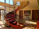 Staircase-Railing   Ash