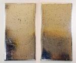 "Objekte l  Kalman Varady ""Fleischerblock"" 2009  78 x 59 x 39 cm"