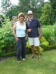 Helga und Karl-Heinz Lürig: Bauerngarten