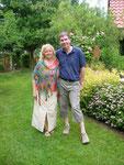 Petra und Karl-Heinz Grave: Kunst im Garten