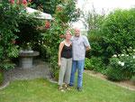 Kerstin und Dirk Waldmann: Garten-WG
