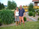 Sandra Schmidt und Klaus Grünewald: Garten - japanisch angehaucht