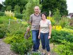 Iris und Dietmar Grocholl: Garten im Umbau