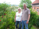 Ingelore und Albert Dörries: Grüner Garten