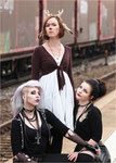 Cosplay meets Gothic