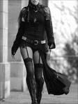 Gothic Cat Walk