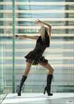 Tanz im Glashaus