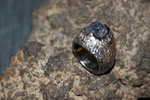 #titan#ring#saphirbrut #mensring #unique