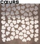 Des coeurs en acier