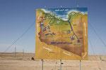 Das ist das große Wasserprojekt  in Libyen.