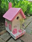 Houten Nestkastje, Nestkastje  Cottage, Details, Vogelhuisje bouwen ,  vogelhuisje -cottage_8