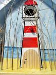 Houten Nestkastje voor Pindakaas pot , Nestkastje, thema, Strand, Vogelhuisje bouwen, vogelhuisje pindakaas pot , strand-huisje_8