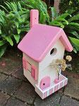 Houten Nestkastje, Nestkastje  Cottage, Details, Vogelhuisje bouwen ,  vogelhuisje -cottage_13