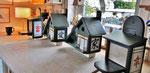 Houten Nestkastje voor Pindakaas pot , Nestkastje, thema, Liefde & Familie,Vogelhuisje bouwen, vogelhuisje pindakaas pot_11