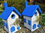 Houten Nestkastje , Grieks Nestkastje met Tekst , Details, Vogelhuisje bouwen ,  Grieks vogelhuisje met tekst , Huisjes details_2