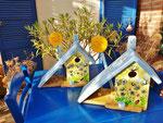 Houten Nestkastje voor Pindakaas pot , Nestkastje, thema, Vlinder, Vogelhuisje bouwen, vogelhuisje pindakaas pot, vlinder-huisje_5