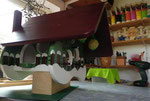 houten voederhuis groot winter uniek vogelhuis leuk huisje_3