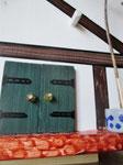 Houten Nestkastje voor Pindakaas pot , Nestkastje, thema, Vakwerk,Vogelhuisje bouwen, vogelhuisje pindakaas pot , vakwerkhuisje_11