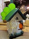 Houten Nestkastje, Nestkastje met IJsvogel, Details, Vogelhuisje bouwen ,  vogelhuisje met ijsvogel _1