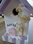 Houten Nestkastje, Nestkastje  Cottage, Details, Vogelhuisje bouwen ,  vogelhuisje -cottage_3