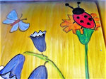 Houten Nestkastje voor Pindakaas pot , Nestkastje, thema, Bijen,Vogelhuisje bouwen, vogelhuisje pindakaas pot , bijen-huisje_4
