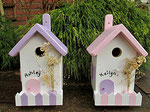 Houten Nestkastje, Nestkastje  Cottage, Details, Vogelhuisje bouwen ,  vogelhuisje -cottage_7