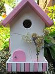 Houten Nestkastje, Nestkastje  Cottage, Details, Vogelhuisje bouwen ,  vogelhuisje -cottage_11