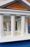houten sfeerlicht groot led houder Grieks Griekenland Acropolis vogelvoederhuisje leuk uniek_7