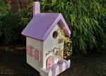 Houten Nestkastje, Nestkastje  Cottage, Details, Vogelhuisje bouwen ,  vogelhuisje -cottage_5