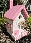 Houten Nestkastje, Nestkastje  Cottage, Details, Vogelhuisje bouwen ,  vogelhuisje -cottage_12