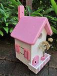 Houten Nestkastje, Nestkastje  Cottage, Details, Vogelhuisje bouwen ,  vogelhuisje -cottage_14