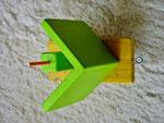 Pindakaas pot houder, model_7, appelgroen-geel (1)